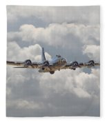 Memphis Belle - Homecoming Fleece Blanket