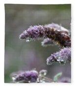 Mentha Fleece Blanket