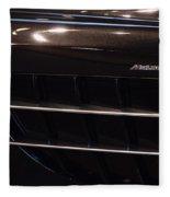 Mercedes Benz Mclaren Fleece Blanket