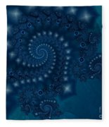 Mermaids Tale Fleece Blanket