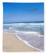 Merritt Island Nwr, Florida Fleece Blanket