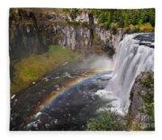 Mesa Falls Fleece Blanket