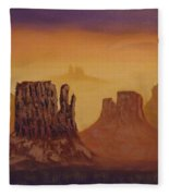 Mesas Fleece Blanket