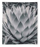 Mescal Agave Fleece Blanket