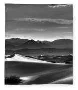 Mesquite Dunes Fleece Blanket
