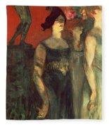 Messalina Fleece Blanket