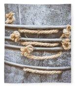 Metal Containers Fleece Blanket