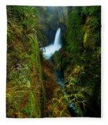 Metlako Falls Fleece Blanket
