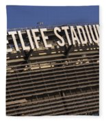 Metlife Stadium Fleece Blanket