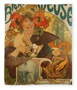 Meuse Beer Fleece Blanket