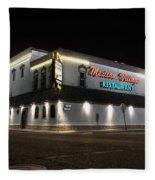 Mexican Village Restaurant Detroit Mi Fleece Blanket