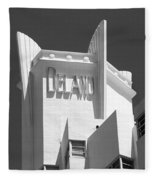 Miami Beach - Art Deco 23 Fleece Blanket