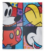Mickey Fleece Blanket