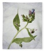 Mid Summer Scent Fleece Blanket