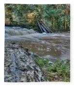 Middleton Hall Waterfall Fleece Blanket