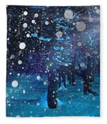 Midwinter Fleece Blanket
