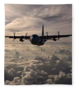 Mighty Hercules Fleece Blanket