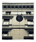 Milan Building Fleece Blanket