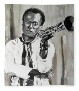 Miles Fleece Blanket
