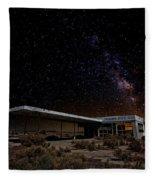 Milky Way Gas Fleece Blanket