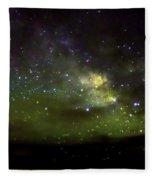 Milkyway  Crossing Blur Fleece Blanket