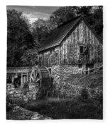 Mill - The Mill Fleece Blanket