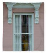 Mills House Window Fleece Blanket