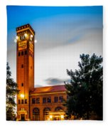 Milwaukee Station Fleece Blanket
