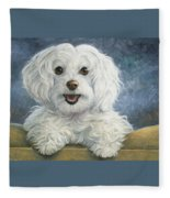 Mimi Fleece Blanket