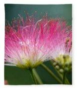 Mimosa Fleece Blanket