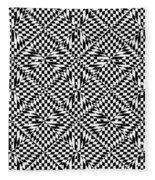 Mind Games 61 Se Fleece Blanket
