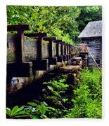Mingus Mill Fleece Blanket
