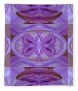 Mingus Randy Abstract Fleece Blanket