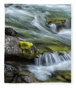 Mini Falls Fleece Blanket