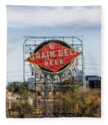 Minneapolis Brew Fleece Blanket
