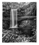Minnehaha Falls Fleece Blanket