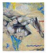 Minotaur Fleece Blanket