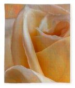 Mirage Rose Fleece Blanket