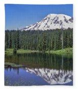 Mirror Fleece Blanket