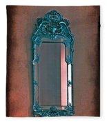 Mirror Mirror On The Wall... Fleece Blanket