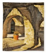 Mission Arches Fleece Blanket