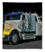Mission Towing Hdrcatr2999-13 Fleece Blanket