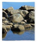 Mississippi Headwaters Fleece Blanket