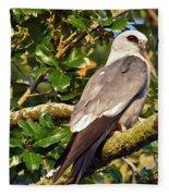 Mississippi Kite Fleece Blanket