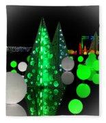 Missouri Botanical Garden Glow Dsc09293 Fleece Blanket
