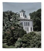 Missouri Botanical Garden-shaw Home Fleece Blanket