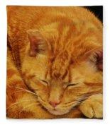 Mister Morris Fleece Blanket
