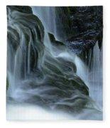 Misty Falls - 70 Fleece Blanket