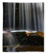 Misty Falls Fleece Blanket