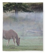 Misty Meadow Fleece Blanket